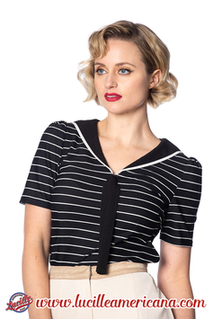 Top Banned Pier Stripe