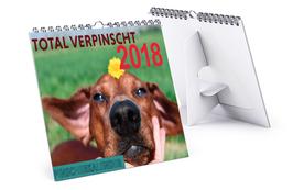 Pinscher Tischkalender 2018