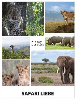 Leinwand Safari Liebe