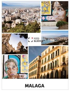 Leinwand Malaga