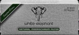 White Elephant Natural Meerschaum Filter