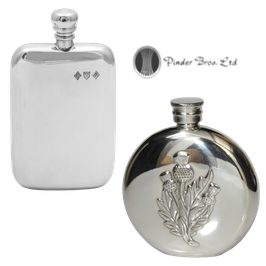 Pinder Flask | Flachmänner
