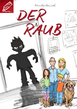 Lesestufe 5 | Der Raub -  Roman