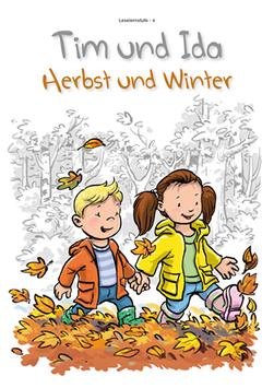 Lesestufe 4 | Tim und Ida - Herbst & Winter