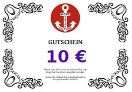 """""""Gutschein"""" Nr. 00010"""