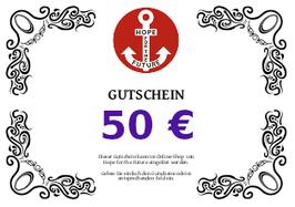 """""""Gutschein"""" Nr. 00050"""