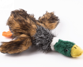 Spiel-Ente - das beliebte Spielzeug bei uns im Pfotenpark