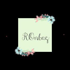 ROnbag Aqua Collection