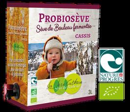 ProbioSève BIO CASSIS 3 L