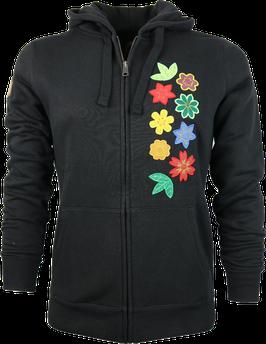 Hoodie Blumen