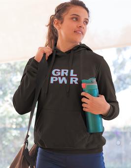 Hoodie GRL PWR (GIRL POWER)