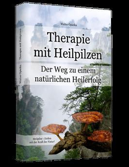 Buch - Therapie mit Heilpilzen