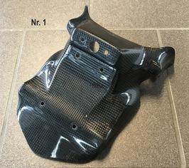 License plate holder Ducati Monster (-'07)