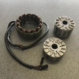 Stator & rotoren voor Ducati