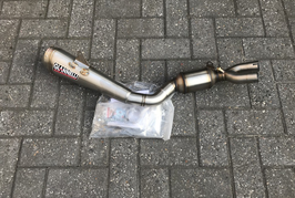 Uitlaat Honda CB 1000 R ('08)