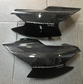 Sidepanel Ducati Hypermotard 1100(S)