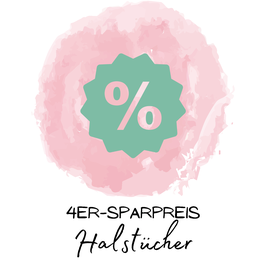 4er-Sparpreis Halstücher