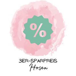 3er-Sparpreis Hosen