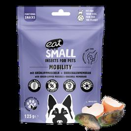 MOBILITY – Hundesnacks mit Insektenprotein für gesunde Gelenke