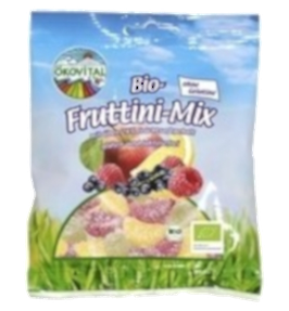 Bio-Fruttini-Mix (Rösner)