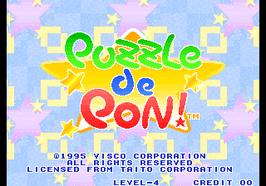 PUZZLE DE PON !