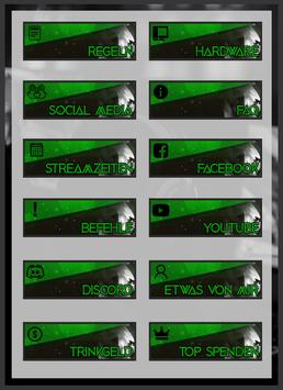Twitch Panels 96