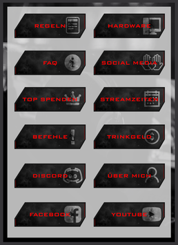 Twitch Panels 99