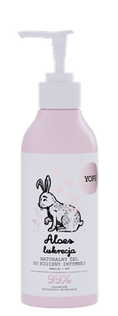 YOP-B-025 デリケートウォッシュジェル アロエ&リコリス