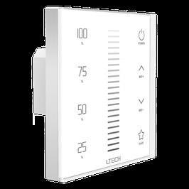 Komplett-Set LED Wanddimmer mit Infrarot Fernbedienung   bis 1.400 Watt   kompatibel mit allen LED Sky Panelen