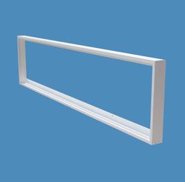 Rahmenkonstruktion 2400x1200mm / Set 4 Stück Aufbaurahmen 0.60m x 1.20m