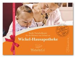 Wickel Hausapotheke - Geschenkpaket zur Geburt für Eltern - Wickel & Co