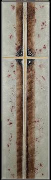 Sonder49 50cm x 13cm x 0,8cm Glasornament
