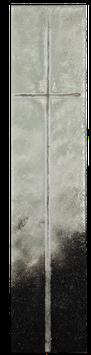 Sonder44  GO-2622  64cm x 14cm x 0,8cm Glasornament