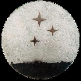 GO-2642 Sternenhimmel Silber