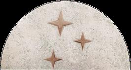 GO-2617 Sternenhimmel Silber