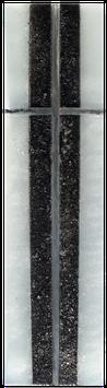 GO-2631 Kreuz Schwarz
