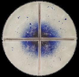 GO-2629 Kreuz Blau und Kreuz Brombeere