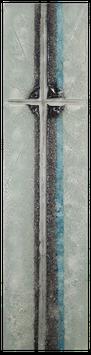 Sonder25  60cm x 15cm x 1,2cm Glasornament