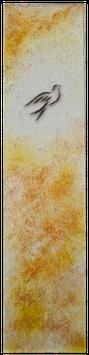 Sonder72  44cm x 10cm x 0,8cm Glasornament