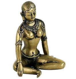 Parvati statuette monochrome W9826/1