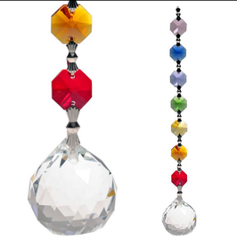 Cristal pour fenêtres Feng-Shui Unité*  16525