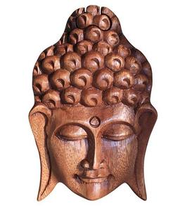 Tête de Bouddha boite