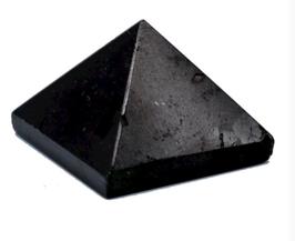 Pyramide de Tourmaline et Shungite