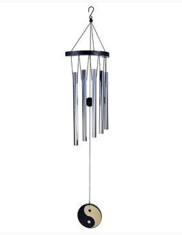 Carillons à vent Ying Yang 5 tubes