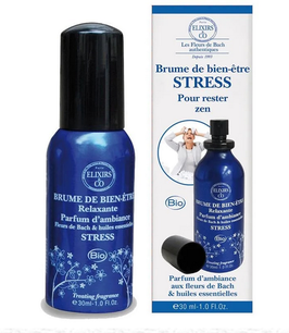 Bach Spray d'ambiance Stress BIO