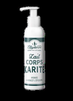 Lait de corps Karité