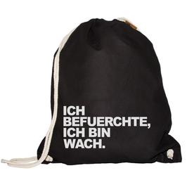 Turnbeutel Classic (schwarz)