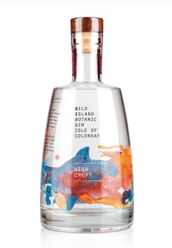 Wild Island Botanic Gin - Isle of Colonsay 0,7L