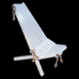 EcoFurn: EcoChair BIRKE weiß lackiert