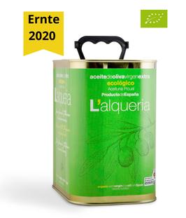 L'Alqueria Picual (BIO) - 2,5 l - Ernte 2020